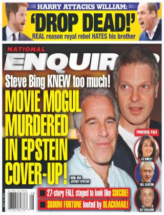National Enquirer July 13 2020