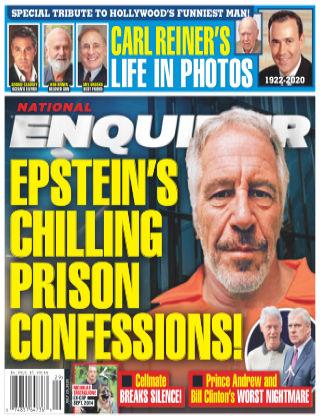 National Enquirer 20 July 2020