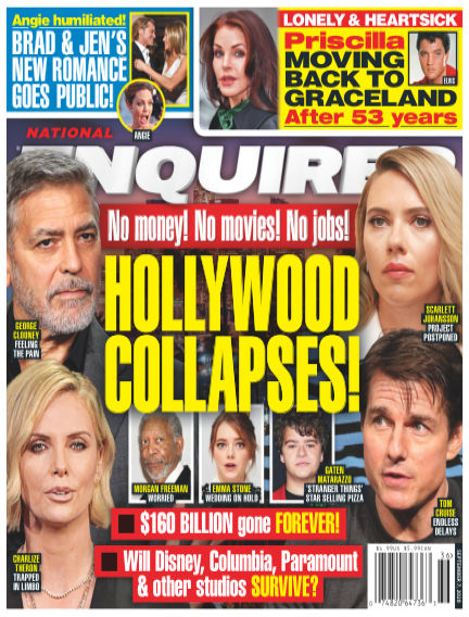 National Enquirer August 28, 2020 00:00