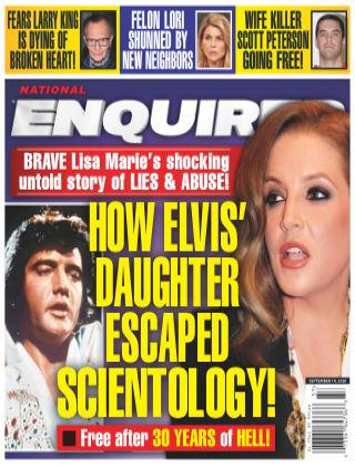National Enquirer September 14 2020