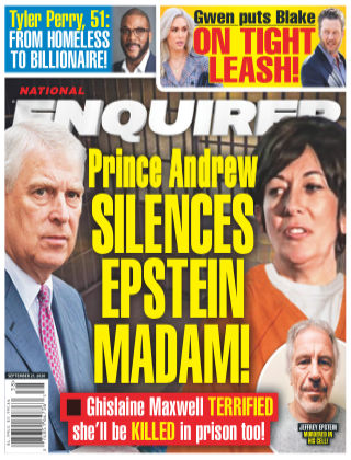 National Enquirer September 21 2020