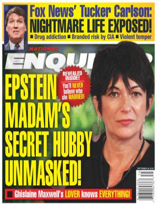 National Enquirer September 28 2020