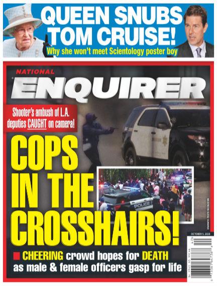 National Enquirer September 25, 2020 00:00