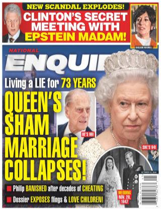 National Enquirer October 12 2020