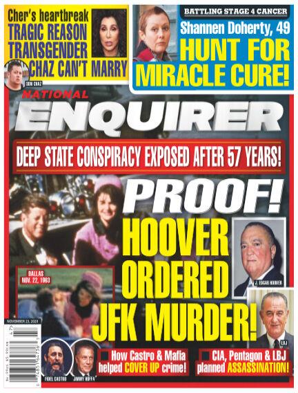 National Enquirer November 13, 2020 00:00