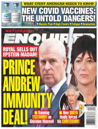 National Enquirer December 7 2020