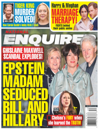 National Enquirer December 28, 2020