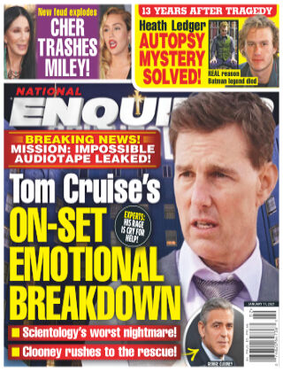 National Enquirer January 11 2021