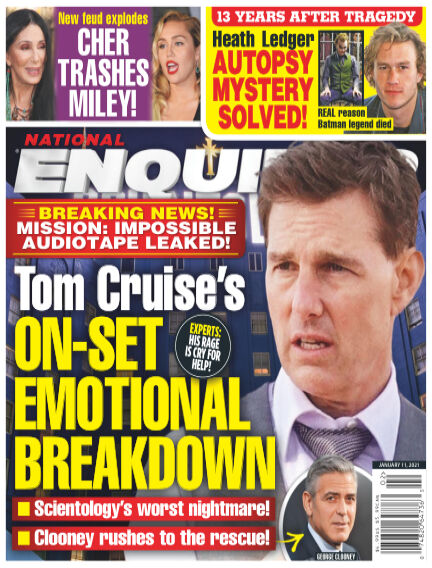 National Enquirer January 01, 2021 00:00