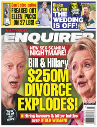 National Enquirer 18th January 2021