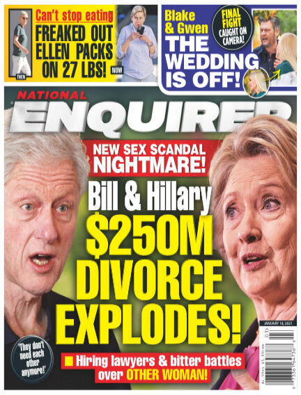 National Enquirer January 08, 2021 05:00