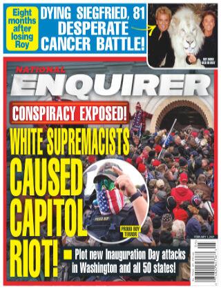 National Enquirer February 1st, 2020
