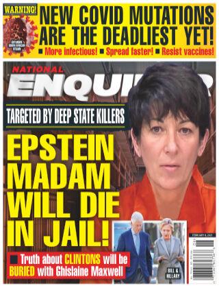 National Enquirer February 8 2021