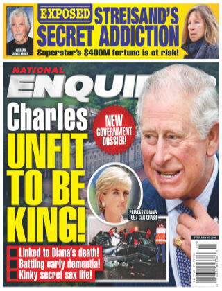 National Enquirer February 15th, 2020