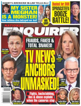 National Enquirer March 1 2021