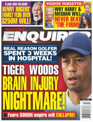 National Enquirer March 29 2021