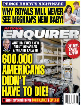 National Enquirer 28-Jun-21