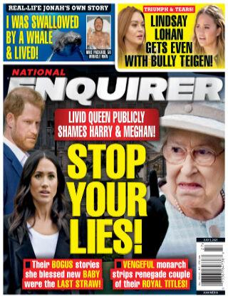 National Enquirer 05-Jul-21