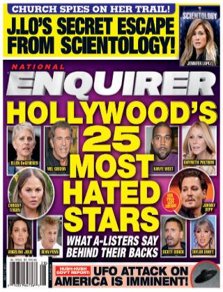 National Enquirer 12-Jul-21