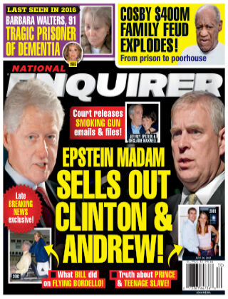 National Enquirer 26-Jul-21