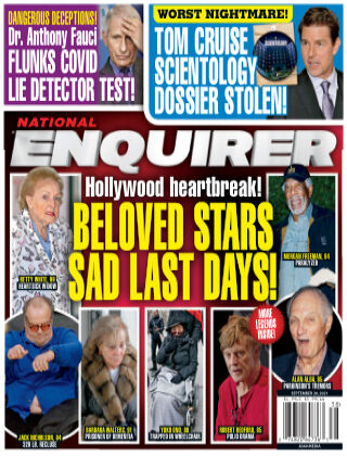 National Enquirer 20-Sep-21