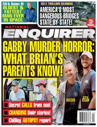 National Enquirer 01-Nov-21