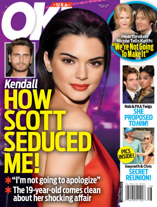 OK! (US) Issue 16, 2015