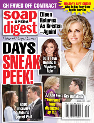 Soap Opera Digest Issue 49