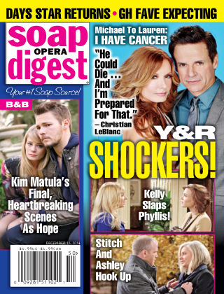 Soap Opera Digest Issue 50