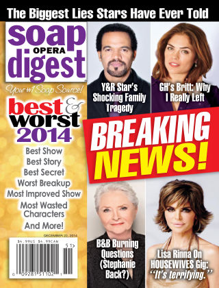 Soap Opera Digest Issue 51