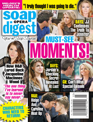 Soap Opera Digest Issue 3, 2015