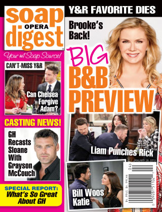 Soap Opera Digest Issue 4, 2015