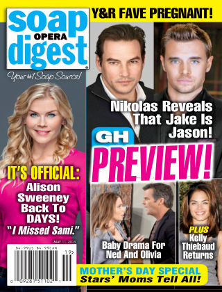 Soap Opera Digest Issue 19, 2015