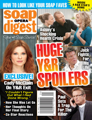 Soap Opera Digest Issue 24, 2015