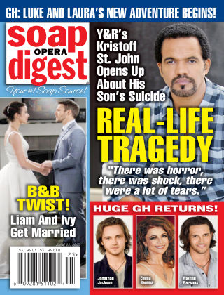 Soap Opera Digest Issue 25, 2015