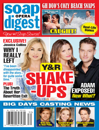 Soap Opera Digest Issue 30, 2015