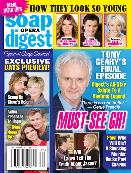 Soap Opera Digest July 24, 2015 00:00