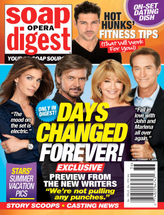 Soap Opera Digest Issue 36, 2015