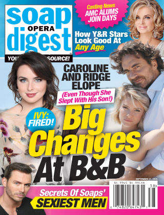 Soap Opera Digest Issue 38, 2015