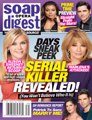 Soap Opera Digest Issue 39, 2015