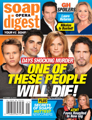Soap Opera Digest Issue 41, 2015