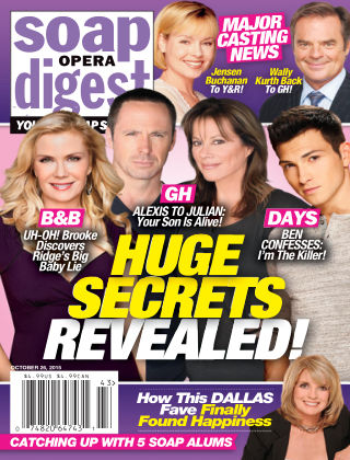 Soap Opera Digest Issue 43, 2015