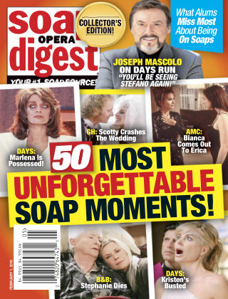 Soap Opera Digest Feb 1 2016