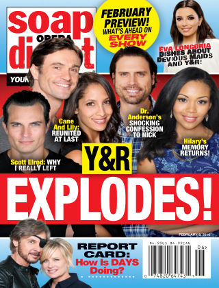Soap Opera Digest Feb 8 2016