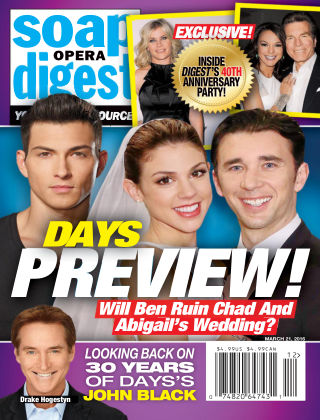 Soap Opera Digest Mar 21 2016