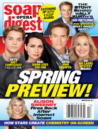 Soap Opera Digest Mar 28 2016