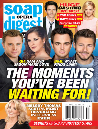 Soap Opera Digest Apr 11 2016
