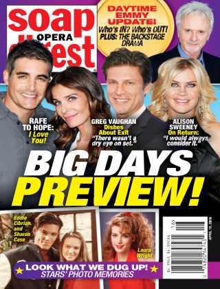 Soap Opera Digest Apr 18 2016