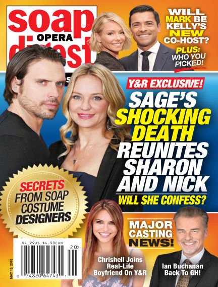 Soap Opera Digest May 06, 2016 00:00