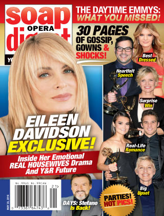 Soap Opera Digest May 23 2016